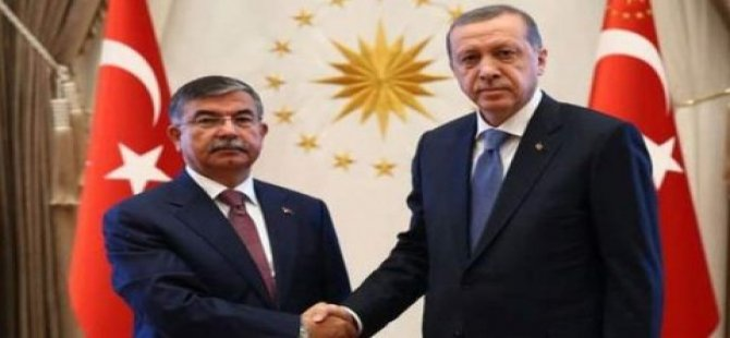 Erdoğan-Yılmaz görüşmesi sona erdi