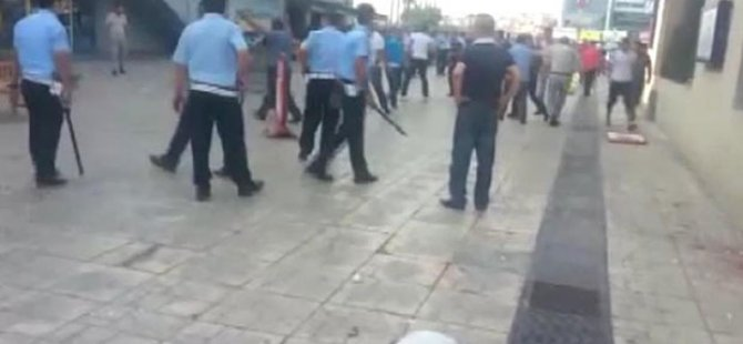 İstanbul Otogarı'nda büyük kavga