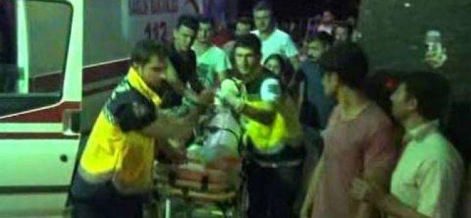 Jandarmaya bombalı araçla saldırı