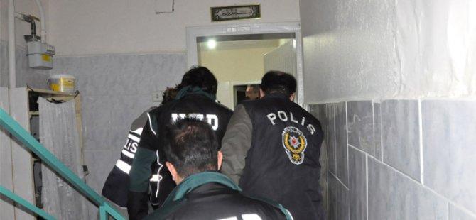 Konya'da 18 kişi gözaltına alındı!