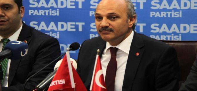 Saadet Partisi'nden AKP ile ittifak açıklaması