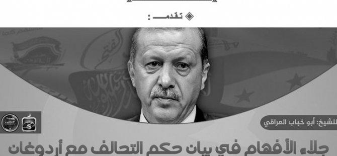 IŞİD, Erdoğan'ı 'mürted' ilan etti 'ölüm' cezasına çarptırdı!