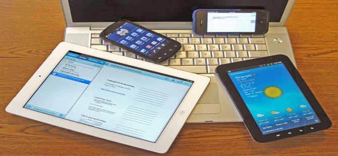 Bilgisayar, tablet, akıllı telefona tek paketle koruma