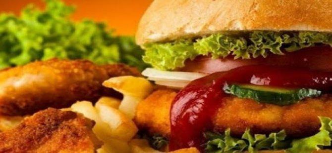 Batı tipi beslenmenin tehlikesi