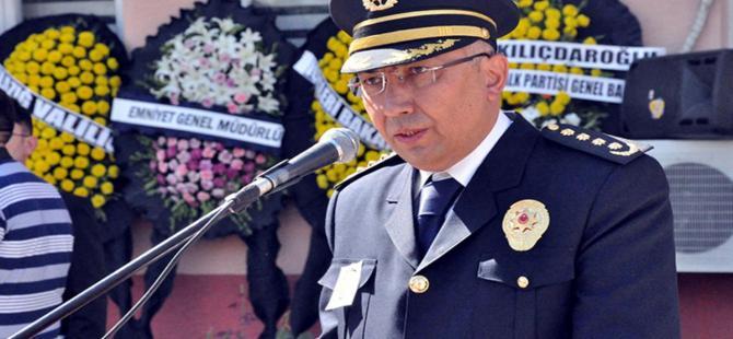 Tunceli Emniyet Müdürü törene damgasını vurdu