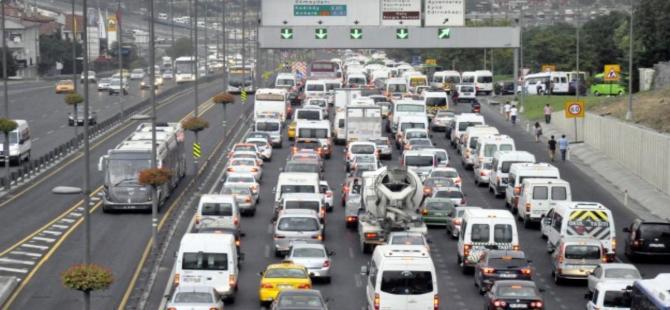 İstanbul'da bu yollar Pazar günü kapalı olacak