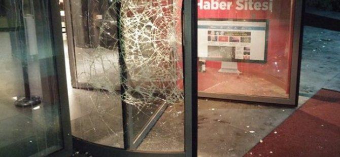 'Erdoğan' haberi sonrası Hürriyet'e saldırı iddiası!