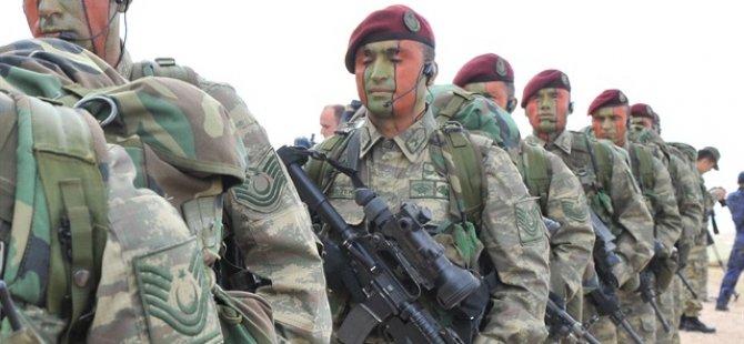 Bordo bereliler 73 teröristi etkisiz hale getirdi