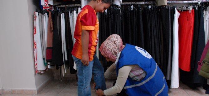 Yoksul Çocukları Kurban Bayramına Hazırlıyorlar