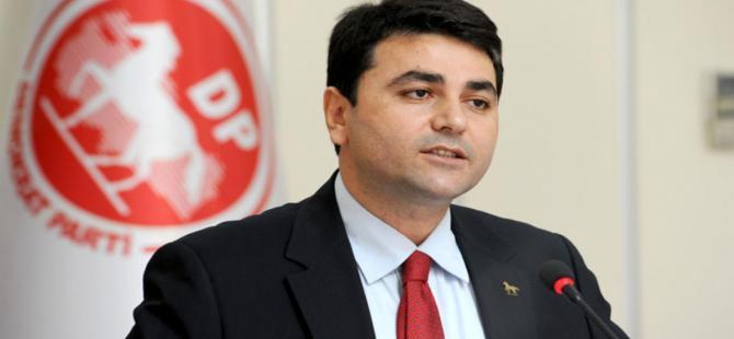 AK Parti ile ittifak iddialarına DP'den sert tepki