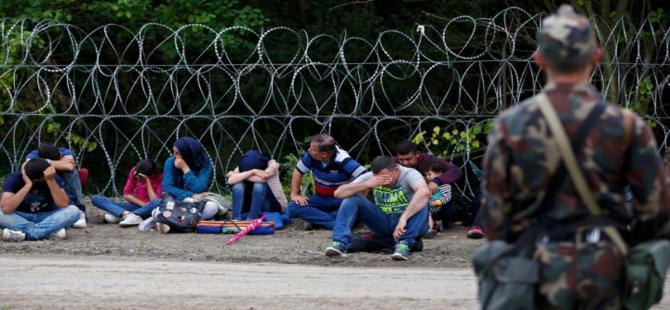 Macaristan iki bölgede olağanüstü hal ilan etti