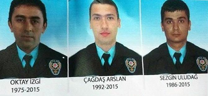 Şehit polislerimizin isimleri belli oldu