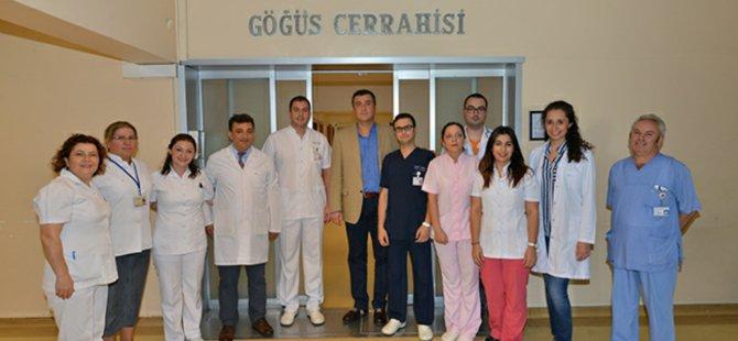 Türkiye'de Akciğer Nakil Ameliyatlarının Öncüsü Oldular