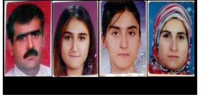 Anne kızlarını vurdu, baba anneyi kesti!