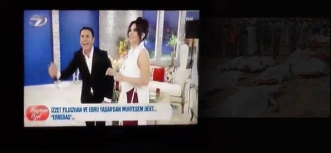 Hac'da 753 kişi öldü, Kanal7'de eğlence tepki çekti!