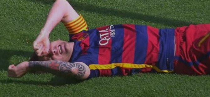 Barcelona'da Messi şoku yaşanıyor