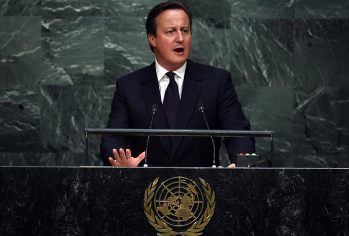 İngiltere Başbakanı'ndan Türkiye'ye destek!