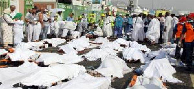 Hac faciasında 4173 ölü iddiası