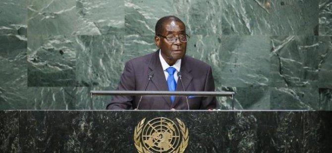 BM'de haykırdı: Biz eşcinsel değiliz