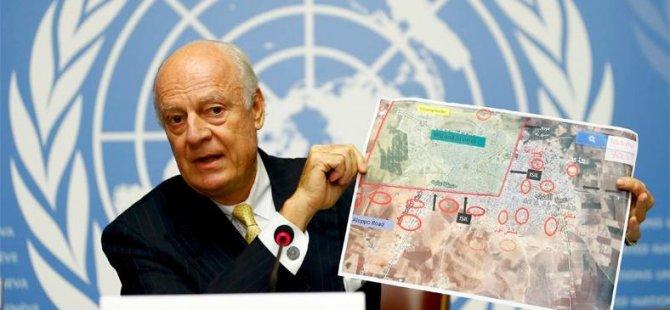 Suriyeli muhaliflerden BM'nin planına ret