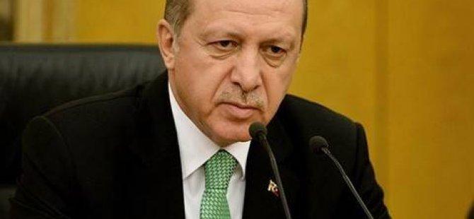 Erdoğan programlarını iptal etti