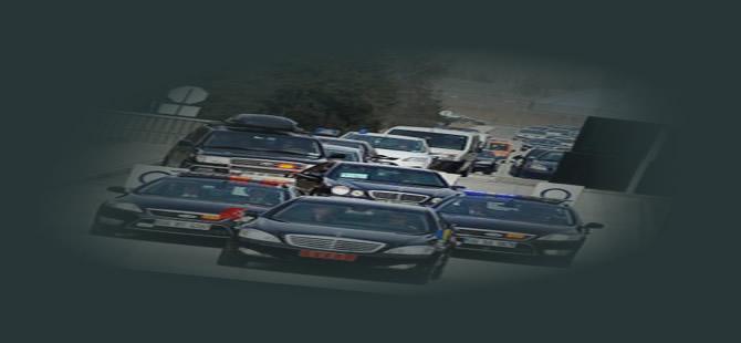 Davutoğlu'nun konvoyundaki aracın kazası: 23 polis yaralandı