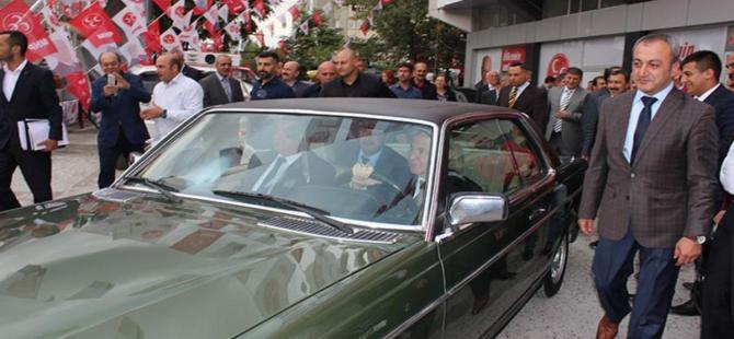 Devlet Bahçeli'den Bilal Erdoğan sorusu