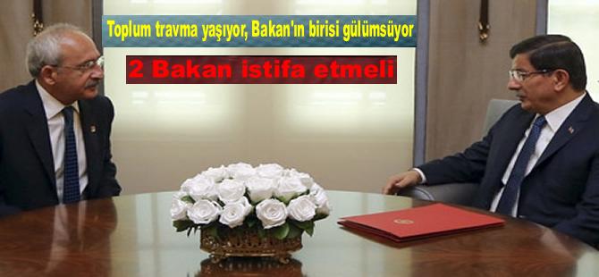 Kılıçdaroğlu, Davutoğlu'na neler söyledi?