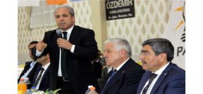CHP ve MHP'den AK Parti'ye katılım