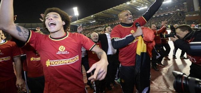 Dünyanın en iyi takımı Belçika!