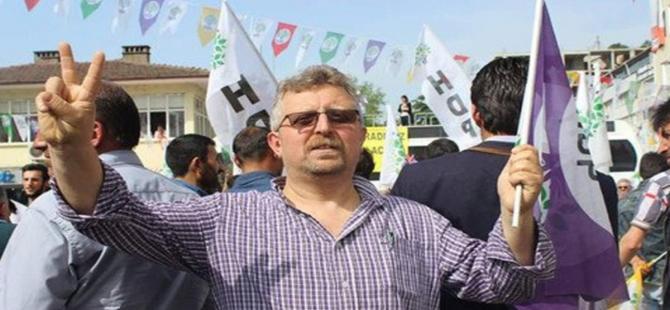 HDP Rize milletvekili adayı tutuklandı