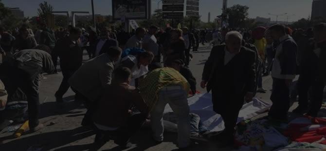 Ankara'da ölenlerin sayısı 102 oldu