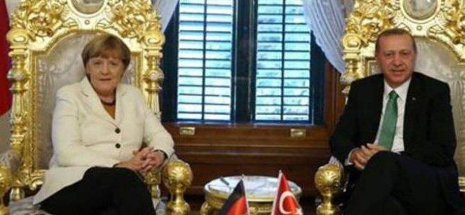 Erdoğan: AB ile müzakerelerde fasıllar üzerinde değerlendirme yaptık