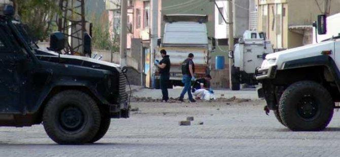 Cizre'de 93 sandığın yeri değiştirildi