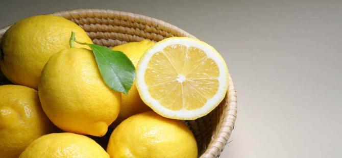Limon fiyatları bu yıl da cep yakacak!