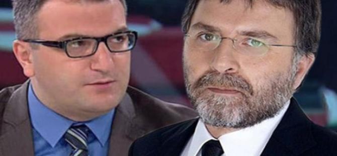 Cem Küçük: ''Ahmet Hakan'ı tehdit etmedim, ironi yaptım''