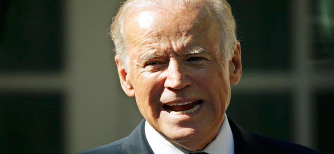 Joe Biden ABD Başkanlığı için yarışmayacak