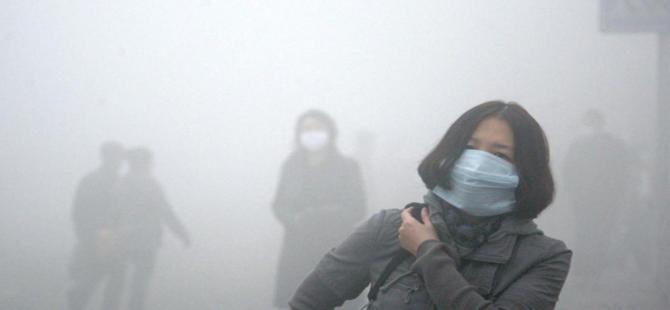 """Dünya Sağlık Örgütü: """"Hava kirliliği erken ölüme neden oluyor"""""""
