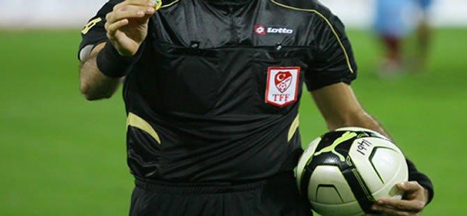 Fenerbahçe - Beşiktaş derbisini Fırat Aydınus yönetecek