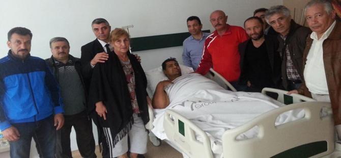 Sinan Şamil Sam'ın sağlık durumuyla ilgili açıklama