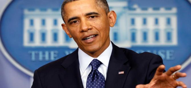 """ABD Başkanı Obama'dan siyahilere """"şiddet"""" açıklaması"""