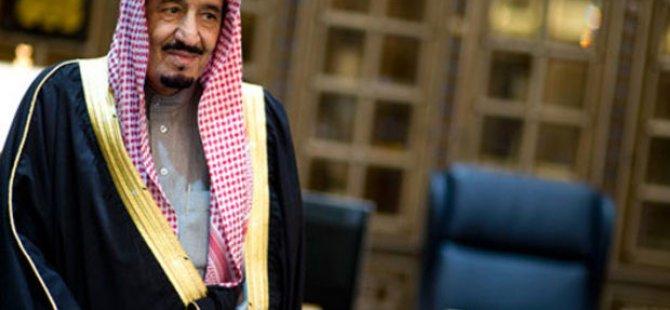 İlk konuşma: Suudi kral Kaşıkçı cinayetine değinmedi