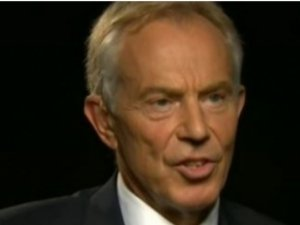 Tony Blair özür diledi