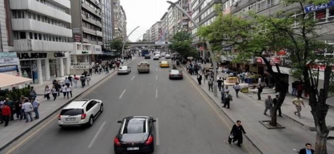 Ankara'da 27 ve 29 Ekim'de bu yollar kapalı