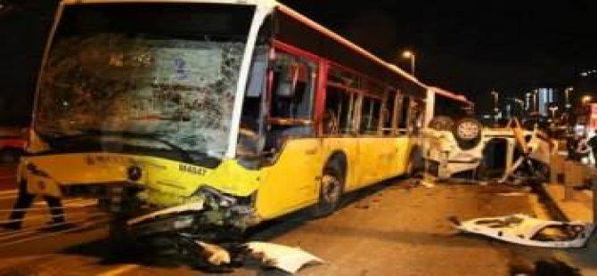 Feci Kaza: 5 Ölü 5 Yaralı