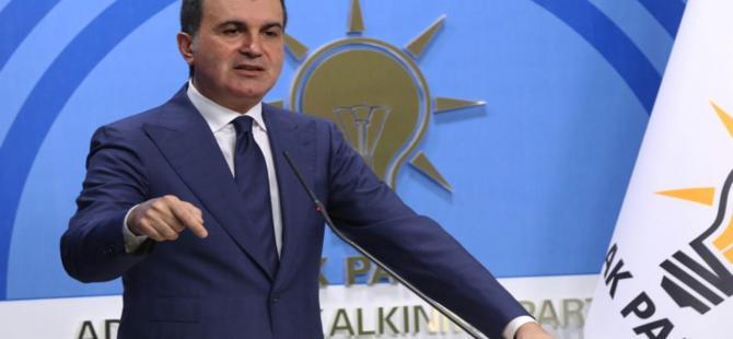 AK Parti'den CHP'ye saldırıya kınama