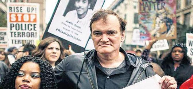 Polislerden Tarantino'ya boykot