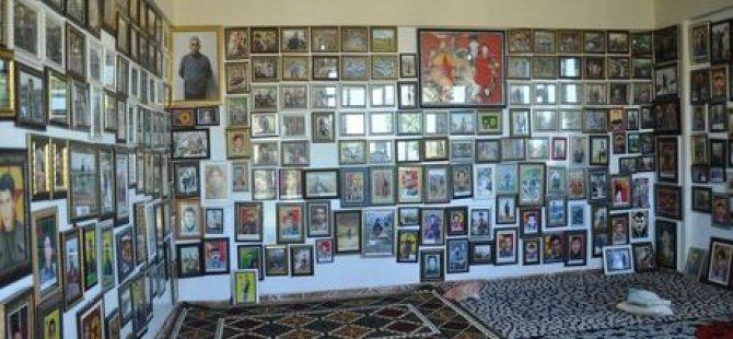 PKK mezarlığının görüntüleri ortaya çıktı