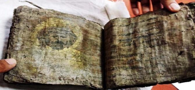 Tokat'ta 1000 yıllık İncil ele geçirildi