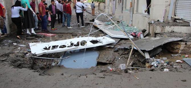 Silopi'de PKK'dan polise bombalı saldırı